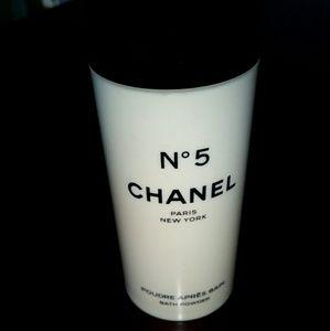 Chanel bath powder